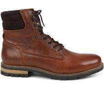 Cargotanker Boots Cognac
