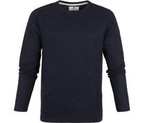 Aksail Sweater Dunkelblau