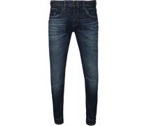 XV Jeans Stretch Dunkelblau PTR150-DBD