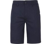 Shorts Miniprint Navy