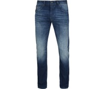 V7 Rider Jeans New Blue Electric
