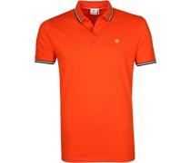 Poloshirt M24 Orange