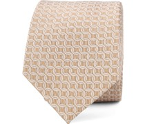 Krawatte Progetto Dessin Gold