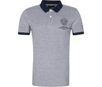 Polo Shirt Logo Navy