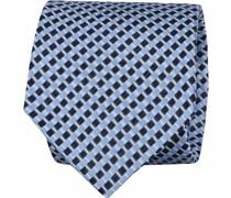 Krawatte Blau K01-11