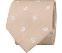 Krawatte Beige F01-29