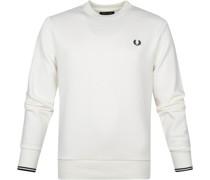 Sweater Logo M7535 Weis