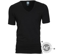T-shirt Oxford Schwarz