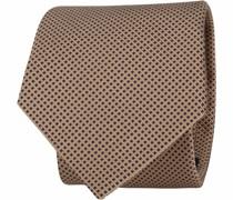 Krawatte Braun F01-01