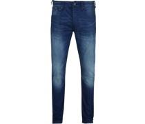 Ralston Jeans Blau