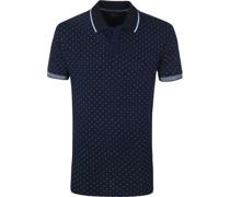 Polo Shirt M-1010 Dunkelblau