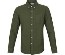 Hemd Seaweed Green