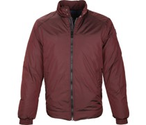 Jacke Custom Racer Bordeaux