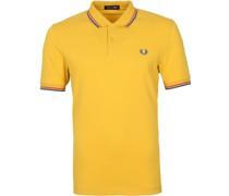Polo Shirt M3600 Gelb