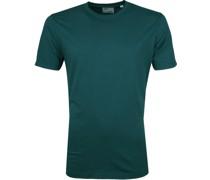 T-shirt Ocean Grün