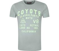 T-Shirt Coyoe Grun