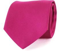 Krawatte Fuchsia 01F