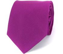 Krawatte Aubergine 16L