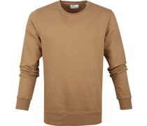 Sweater Organic Camel