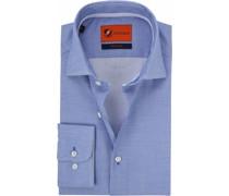 Blau Hemd