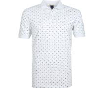 Poloshirt Design Weiß