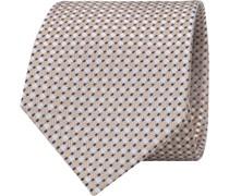 Krawatte Braun F01-24