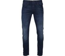 V85 Schrambler Jeans SF Dunkelblau