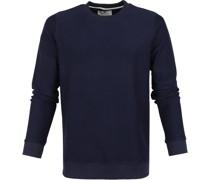 Akallan Sweater Dunkelblau