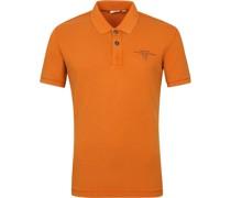 Poloshirt Elbas 4 Orange