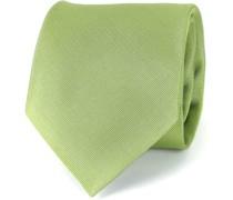 Krawatte Lime 16G