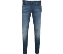 Skyhawk Jeans Mittel Blau
