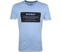 Natal T-Shirt Label Hellblau