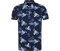 (NZA) Te Kopuru Polo Shirt Navy