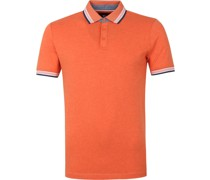 Brick Polo Shirt Orange