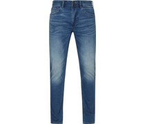 Tailwheel Jeans Mittel Blau