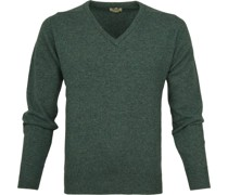 Pullover Moorland Grün