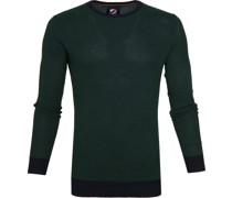 Baumwolle Bince Pullover Grün