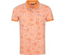 (NZA) Heron Poloshirt Orange