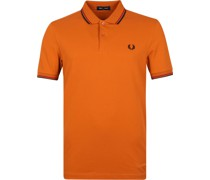 Poloshirt M3600 Orange