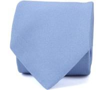 Krawatte Seide Blau