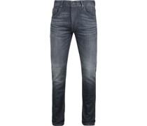 V7 Rider Grau Jeans