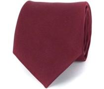 Krawatte Bordeaux 16S