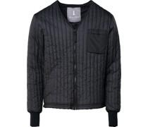 Liner Jacket Schwarz