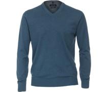 Pullover Aqua-Blau