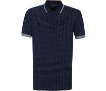 Polo Shirt Pique Navy