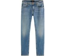 Skim Jeans Born Again Blau