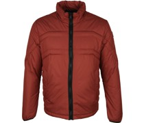 Jacke Kickstander Recycle Bordeaux