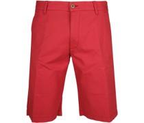 Short Bermuda Dessin Rot