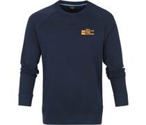 Pullover Interlock Navy