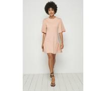 Angel Sleeve Mini Dress